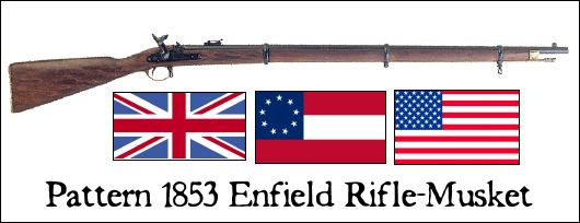 1853 Enfield Rifle-Musket