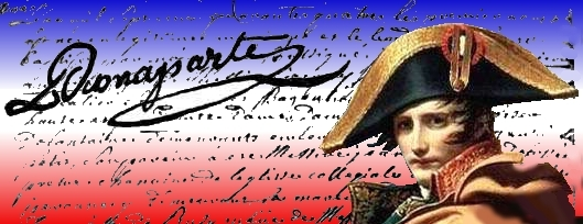 Napoleon Page Banner