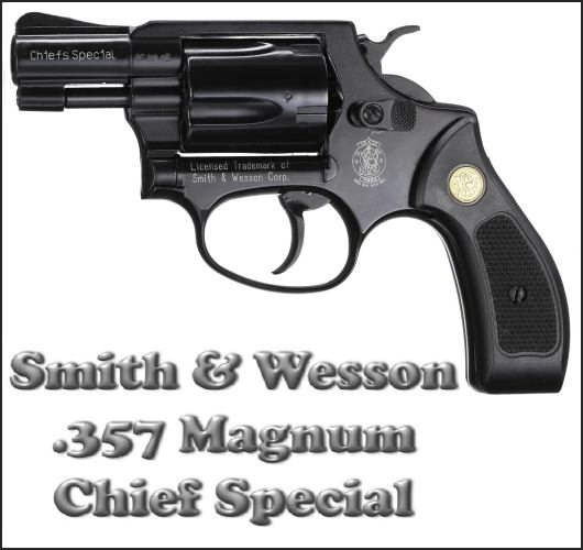 Smith and Wesson .357 Magnum Chief Special