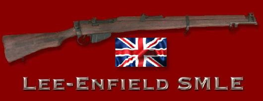 Lee-Enfield SMLE MkIII