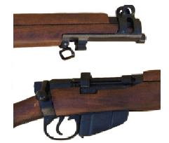 Lee-Enfield SMLE detail