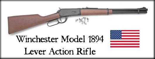 Winchester Model 1894 Lever-Action Rifle